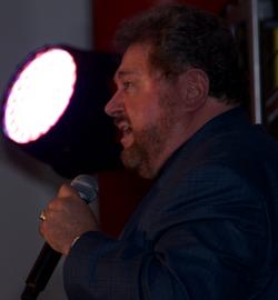 Larry Wayne Morbit Performs At AOF Megafest