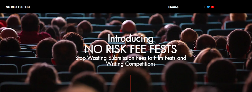 NO RISK FEE FEST ENTRY TICKET