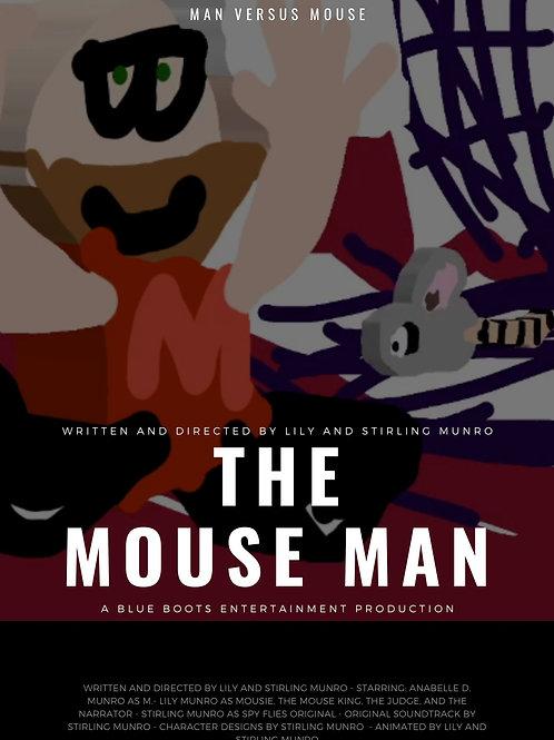 THE MOUSE MAN SAT. 7.31.21 11AM BLOCK