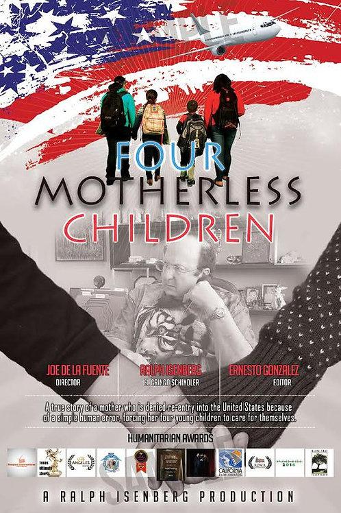 FOUR MOTHERLESS CHILDREN FRI. 7.30.21 3PM BLOCK