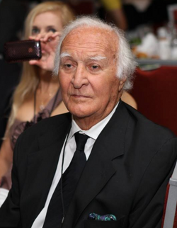 Robert Loggia At AOF