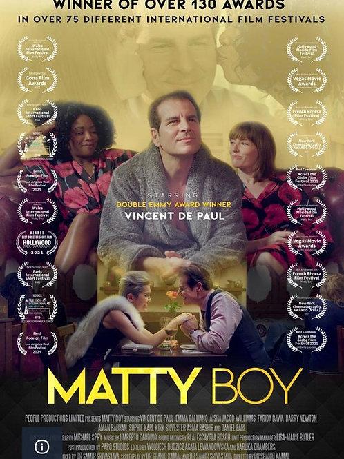 MATTY BOY WED. 7.28.21 5PM BLOCK