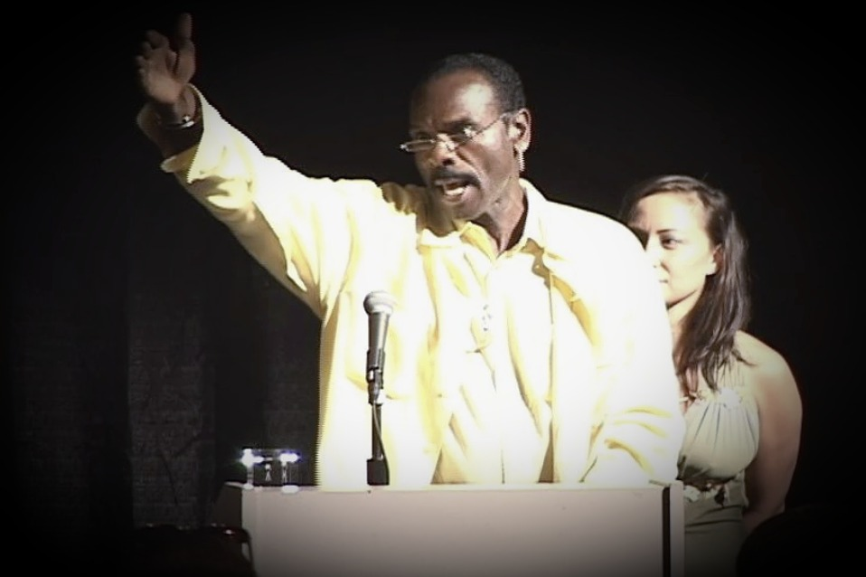 Steven Williams Wins at Action On Film 2005