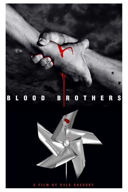 BLOOD BROTHERS THURS. 7.29.21 8:30 PM BLOCK