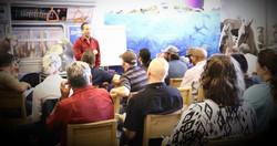 Jerome Curshon Seminar on Distribution