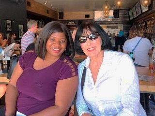 Laurel and Tami