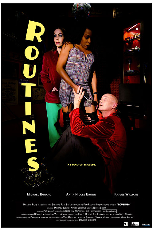 ROUTINES (Feature) TH. 7.29.21 6PM BLOCK