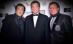 DePasquale jr, Keith Vitali and Dr. Robert Goldman