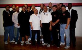 Sifu James Ibrao Kenpo and Jun Bao Wu Shu Belt Test