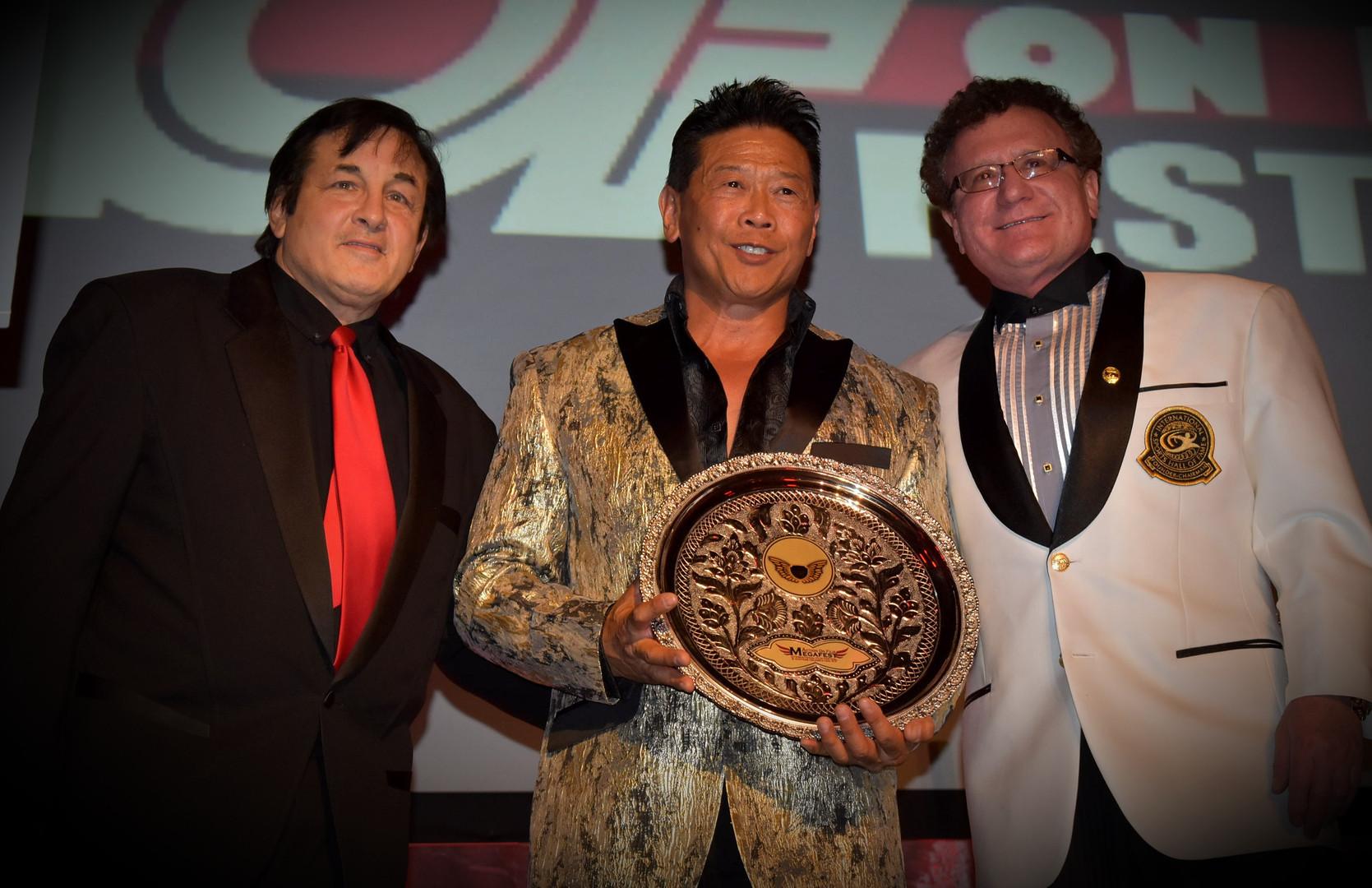 DePasquale jr, Mok and Robert Goldman