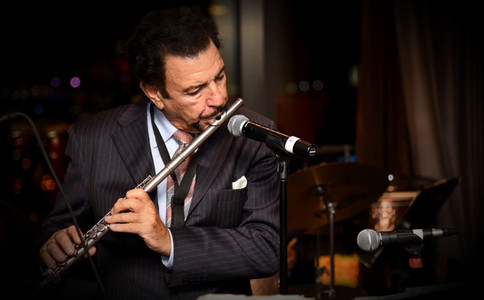 Jazz Legend Jimmy Mulidore At AOF Megafest