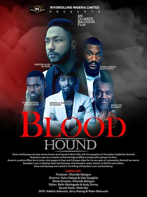 BLOOD HOUND MON. 7.26.21 10PM BLOCK