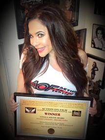 Award Winner Brooke Lewis Bellas