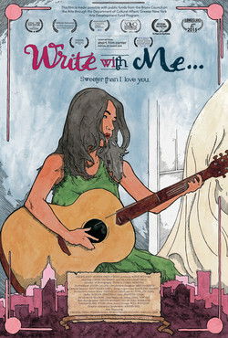 Write With Me... poster