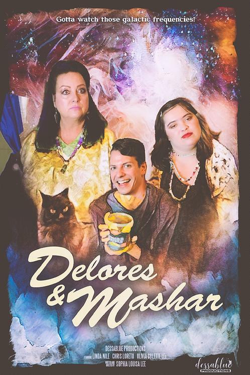 DELORES AND MASHAR TU. 7.27.21 2:30PM BLOCK