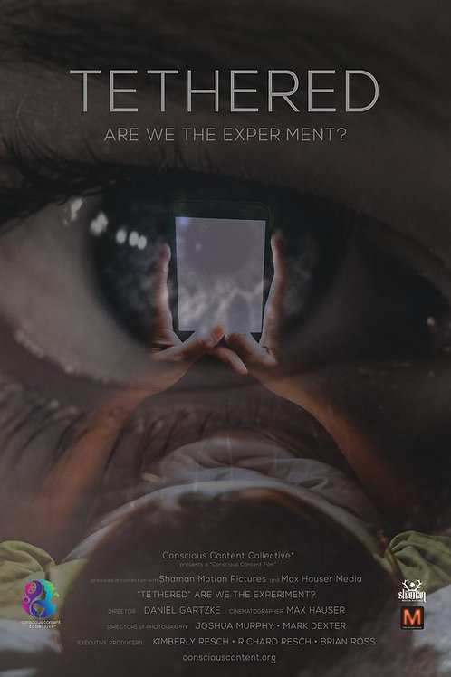 TETHERED-ARE WE THE EXPERIMENT? SAT. 7.31.21 12PM BLOCK