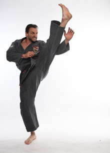 AOF Legendary Stunt Award Inductee Ian Lauer