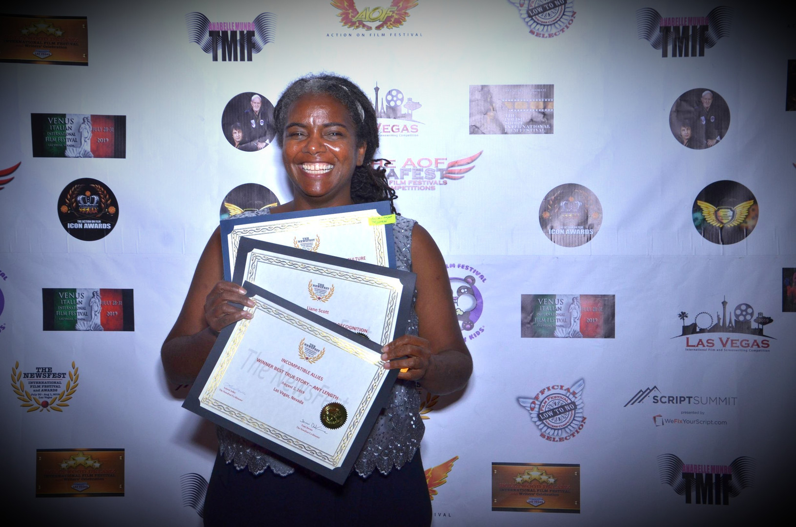 Newsfest Winner