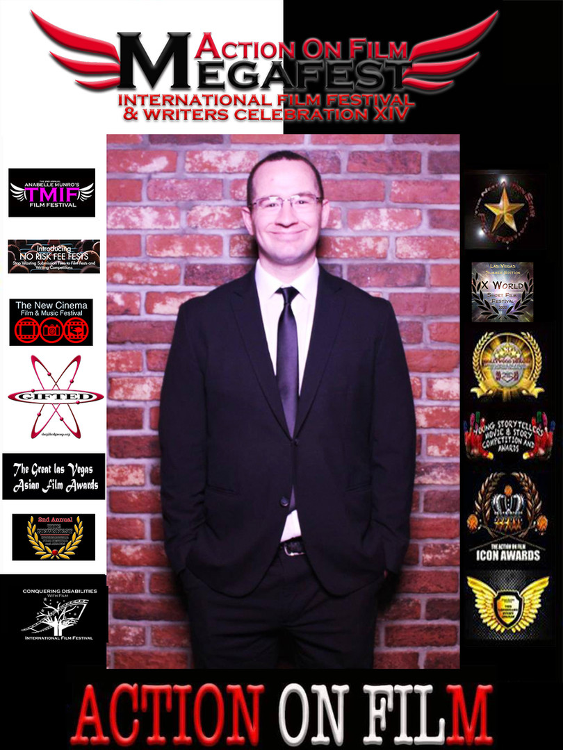Award Winning Filmmaker Max Reed