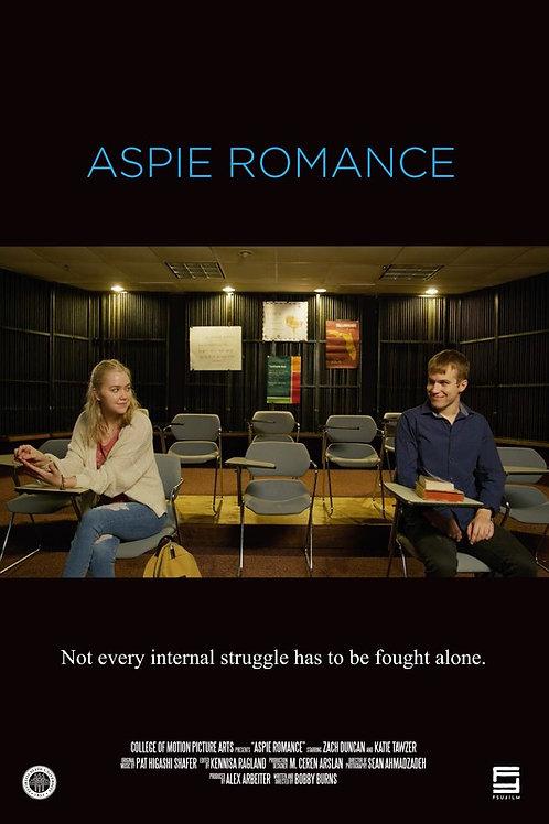 ASPIE ROMANCE WED. 7.28.21 12:15PM BLOCK