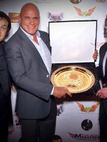 UFC Champion Bas Rutten