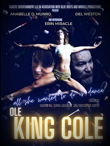 OLE KING COLE One Sheet