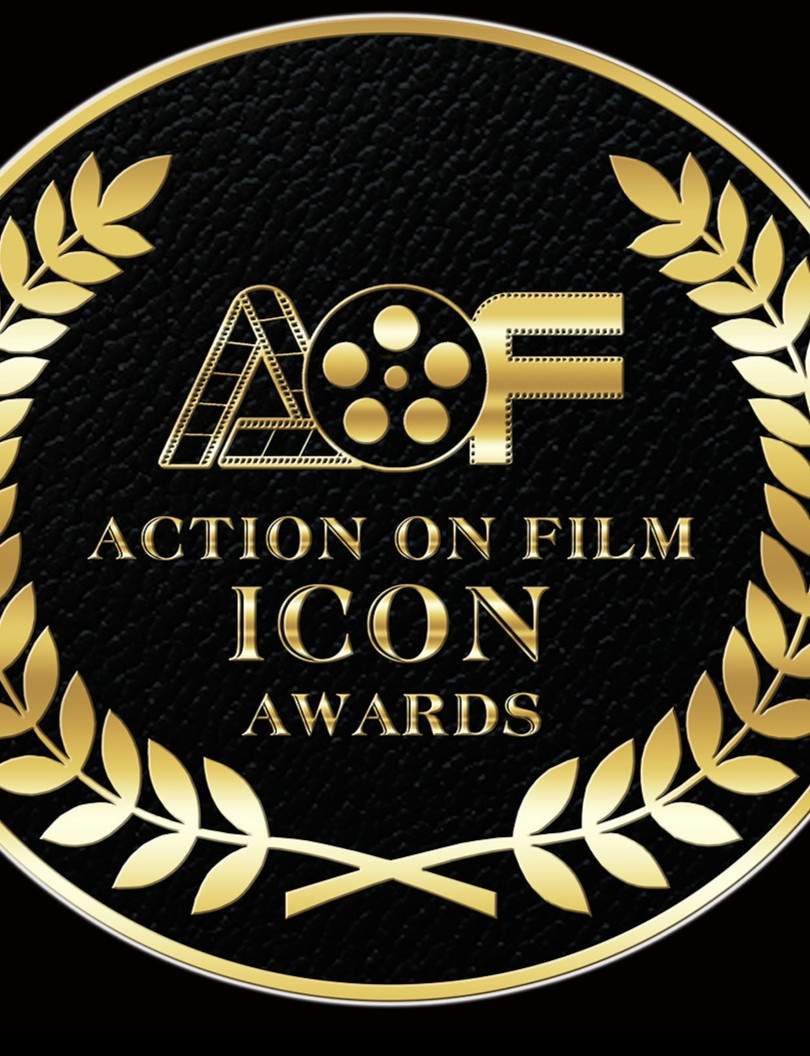 The AOF ICON Award Logo