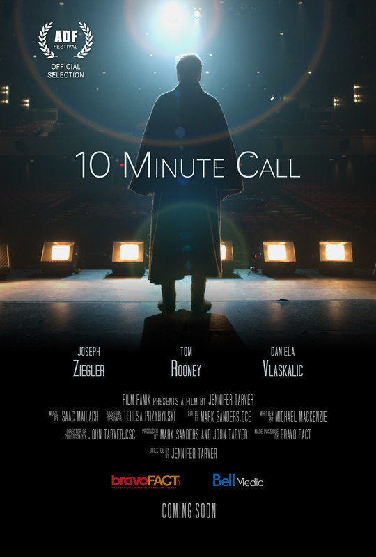 10 Minute Call Poster