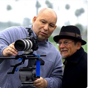 Del with Academy Award Winner Joe Pesci