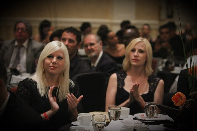 Black Tie Dinner and Award Show at AOF Festival
