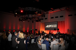 The AOF Black Tie Dinner And Award Show