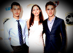 Peter, Janette and Josh
