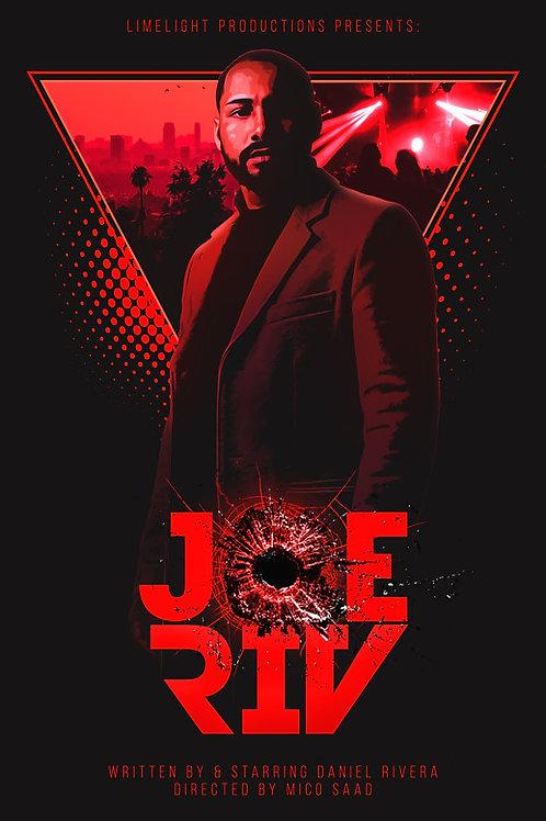 JOE RIV TH. 7.29.21 7:30PM BLOCK