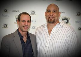 Action Directors Issac Florentine and Del Weston