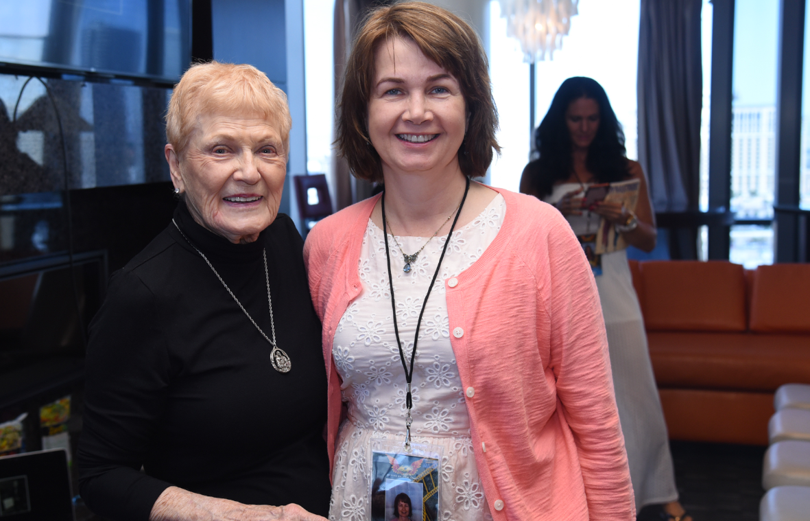 AOF HDIFF 2017 Elaine Lalanne Diana Woody