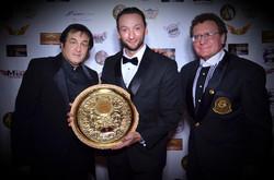 DePasquale jr, Ian lauer and Dr. Robert Goldman