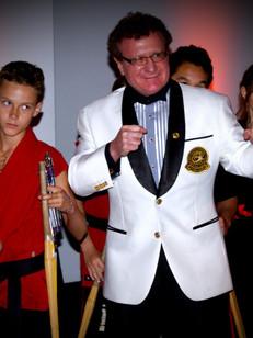 Dr Robert Goldman and the Kids