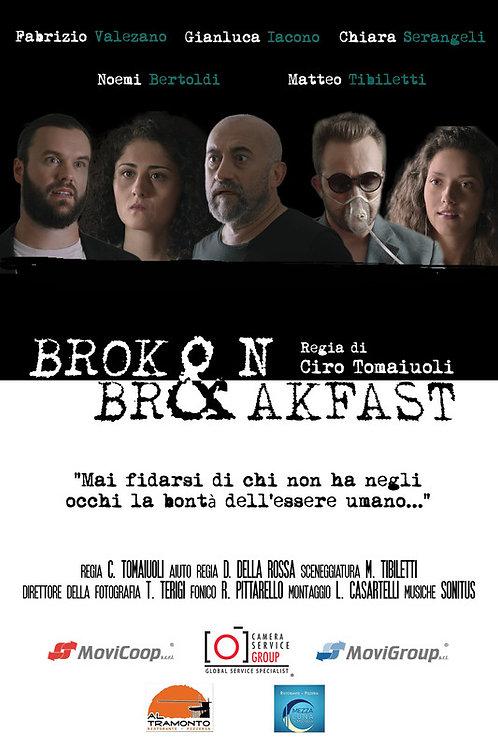 B&B BROKEN BREAKFAST TUES. 7.27.21 10PM BLOCK