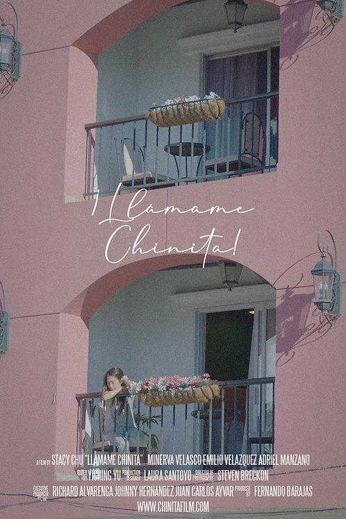 !LLAMAME CHINITA! SAT. 7.31.21 2:30PM BLOCK