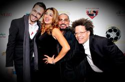 David, Carmen, Jesse and the Gang