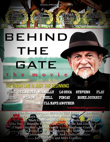BEHIND THE GATE One Sheet