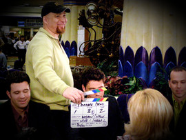 Del Weston Directing Commercial