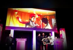 Silvio Simac Award Winner at AOF Fest