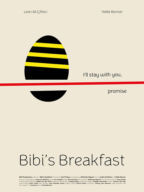 BIBI'S BREAKFAST WEDS. 7.28.21 2:30PM BLOCK