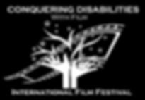 CONQUERING DISABILITIES WITH FILM LOGO.p