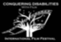 CONQUERING DISABILITIES WITH FILM LOGO.p