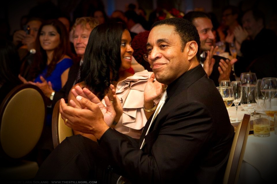 Harry Lennix at Action On Film Festival