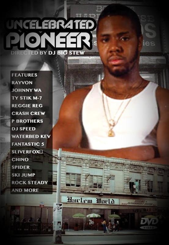 Uncelebrated Pioneer Poster
