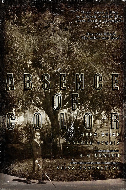 ABSENCE OF COLOR TUES. 7.27.21 10PM BLOCK