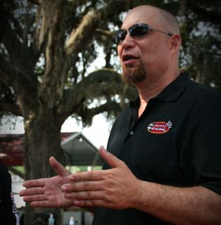 Directing Contestants on Reality Racing The Rookie Challenge for SPIKE TV